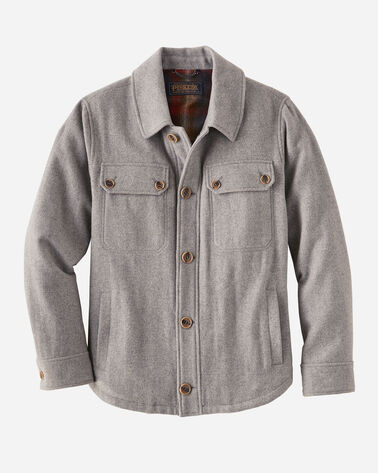 MEN'S CAPITOL HILL JACKET IN FALCON GREY