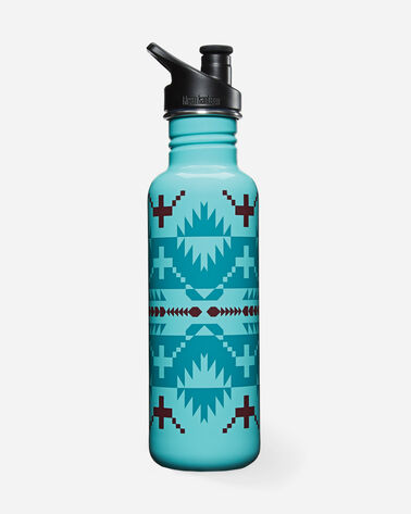 SPIDER ROCK WATER BOTTLE IN AQUA