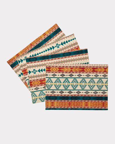 BRIGHT MESA PLACEMATS, SET OF 4