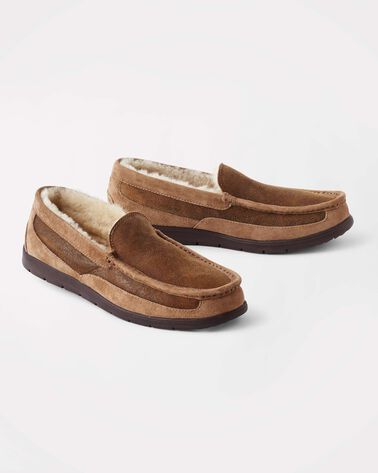 INDOOR/OUTDOOR DRIVING MOCS, BOMBER CHESTNUT, large