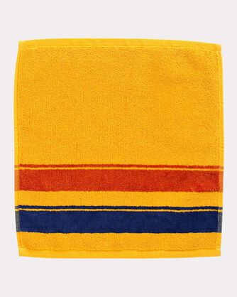 YELLOWSTONE NATIONAL PARK WASHCLOTH