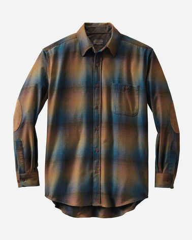 MEN'S ELBOW-PATCH TRAIL SHIRT