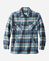 BRIGHTWOOD COTTON SHIRT JAC