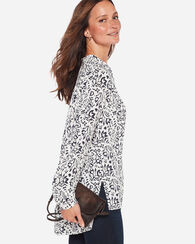 SEREPHINA LONG-SLEEVE TOP