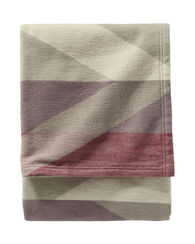 PIMA CANYON COTTON BLANKET, RED ROCK, large