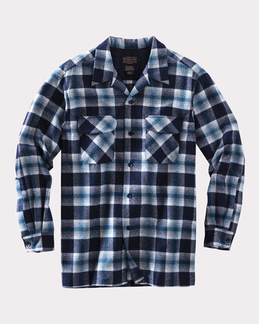ULTRAFINE MERINO BOARD SHIRT