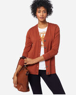 WOMEN'S COLBY V-NECK CARDIGAN
