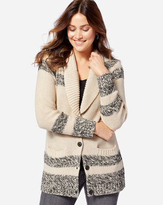 WOMEN'S SUNRISE EAGLE CARDIGAN
