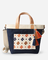 SWEET WATER SMALL COTTON TOTE