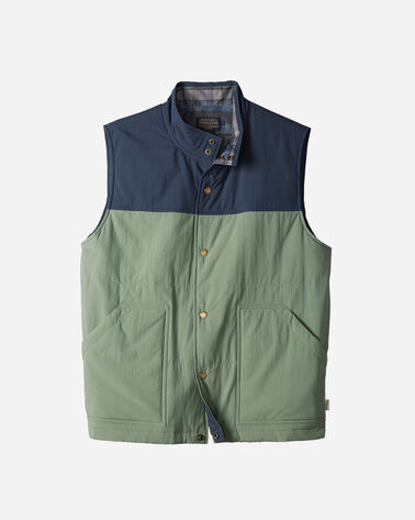 SURF VEST, FADED GREEN/NAVY, large