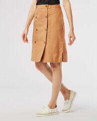 SAFARI SKIRT, SAHARA SAND, large