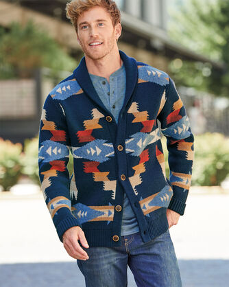 TUCSON CARDIGAN, , large