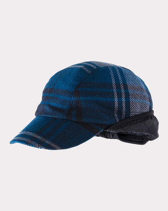 LAKESIDE PLAID HAT, , large