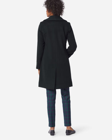 ADDITIONAL VIEW OF WOMEN'S WALKER COAT IN BLACK
