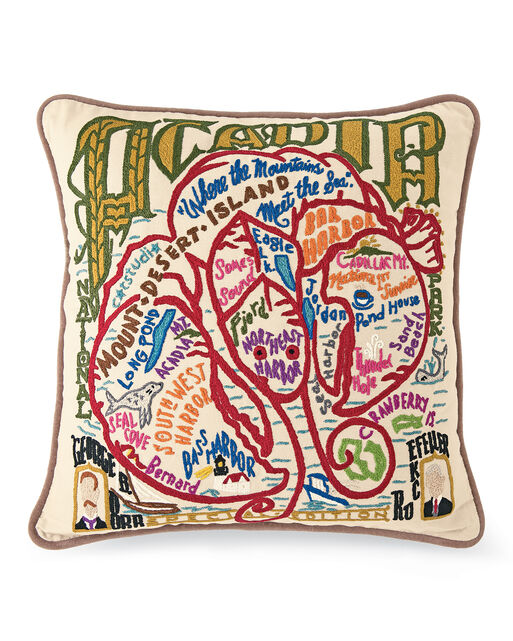 ACADIA PARK PILLOW, MULTI, large
