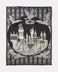 HOGWARTS IS MY HOME KIDS BLANKET