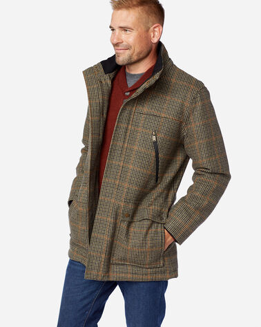 MEN'S BAINBRIDGE METRO COAT IN TWEED