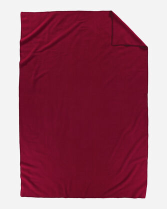 ECO-WISE WOOL SOLID BLANKET, RED, large