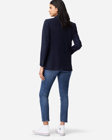 ALTERNATE VIEW OF WOMEN'S PRESTON DOUBLE-BREASTED BLAZER IN NAVY