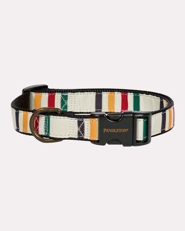 NATIONAL PARK HIKER DOG COLLAR, GLACIER PARK, large