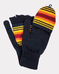 NATIONAL PARK MITTENS, GRAND CANYON STRIPE, large