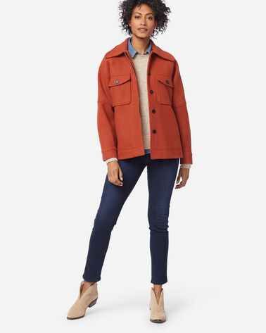 WOMEN'S MARA JACKET IN PICANTE