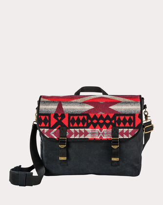 LA PAZ MESSENGER BAG