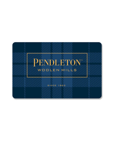 GIFT CARD IN PLAID