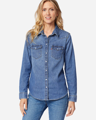 WOMEN'S LEVI'S ULTIMATE WESTERN SHIRT