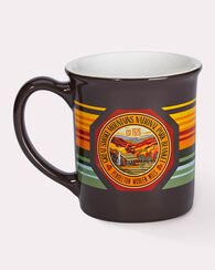 NATIONAL PARK COFFEE MUG, GREAT SMOKY MOUNTAIN, large