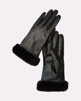 CLASSIC LEATHER SMART GLOVES, , large