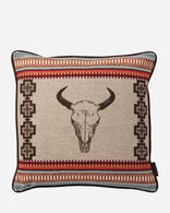 AMERICAN WEST WOOL PILLOW IN TAN
