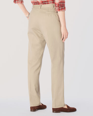 WRINKLE-LESS EVERYDAY CHINOS, OXFORD TAN, large