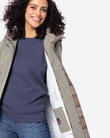 WOMEN'S SIGNATURE JOSEPHINE JACKET, MOSS, large