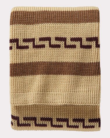 WESTERLEY KNIT THROW