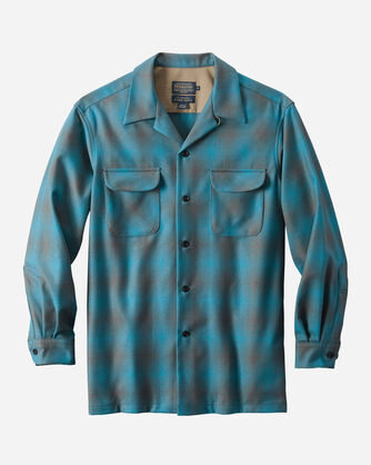 MEN'S FITTED BOARD SHIRT