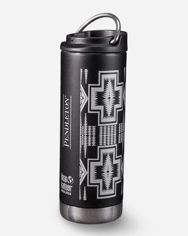 HARDING THERMAL TUMBLER IN BLACK/SILVER