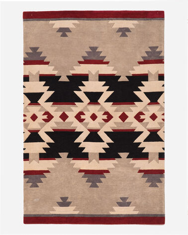 MOUNTAIN MAJESTY RUG IN IVORY MULTI