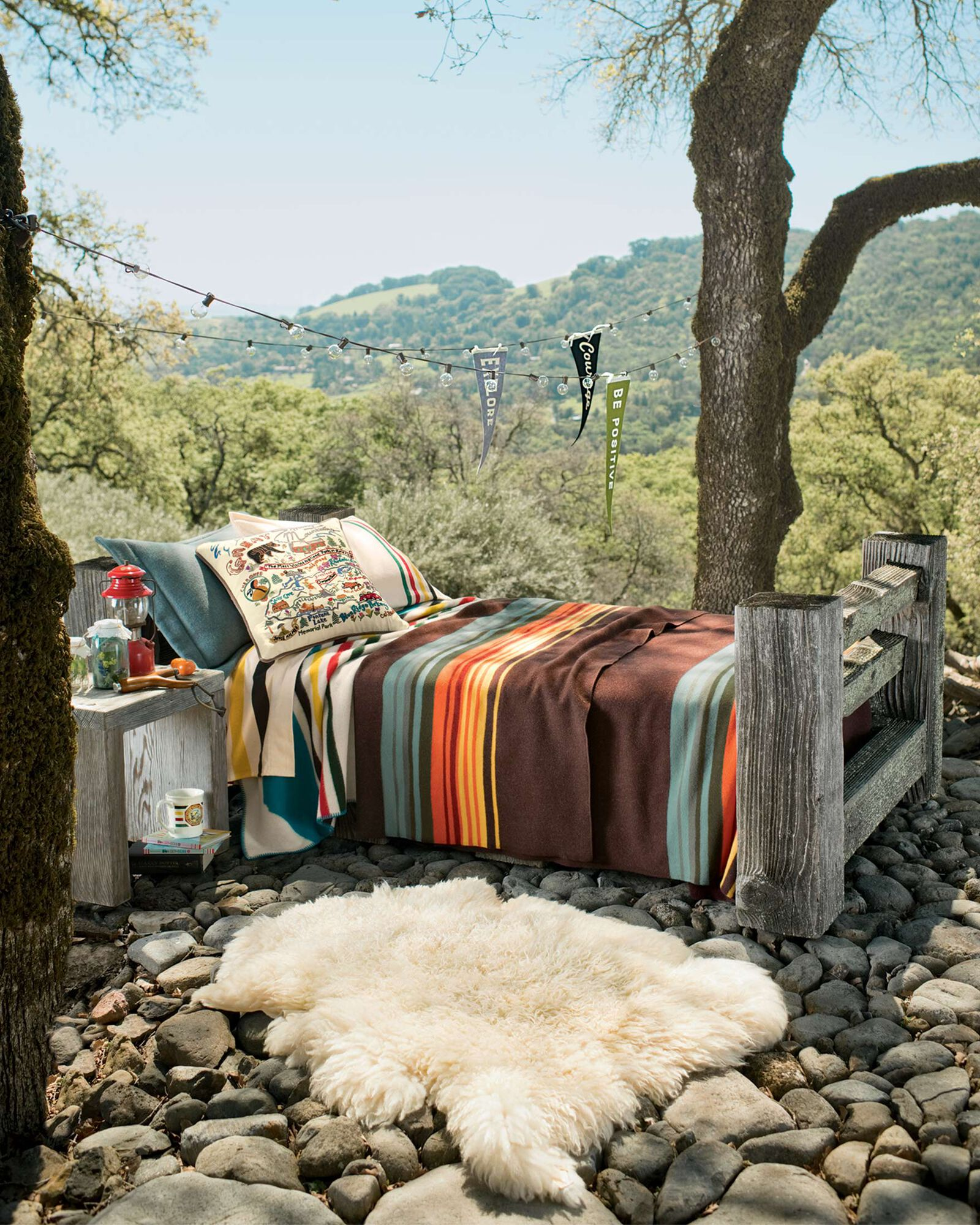 Smoky Mountains National Park Blanket Pendleton