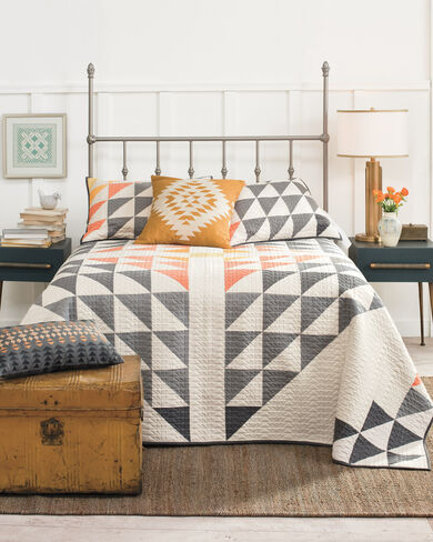 Arrowhead Quilt Collection, , large