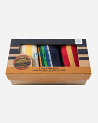 3-PACK NATIONAL PARK SOCKS GIFT BOX, GLACIER/CRATER/RAINIER, large