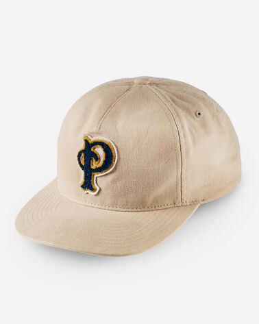 PENDLETON P PATCH HAT IN NATURAL