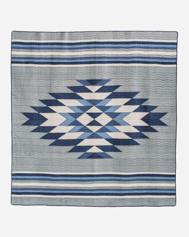 SIERRA MADRE PIECED QUILT SET