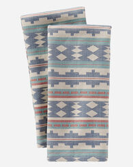 TWIN ROCKS DISH TOWELS, SET OF 2, SKY, large