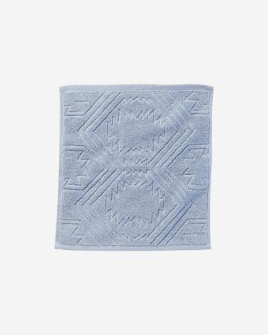 WHITE SANDS WASHCLOTH, BLUE, large