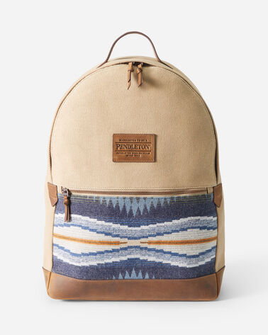 CRESCENT BAY BACKPACK IN INDIGO