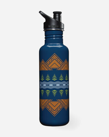 AMERICAN TREASURES WATER BOTTLE IN MIDNIGHT