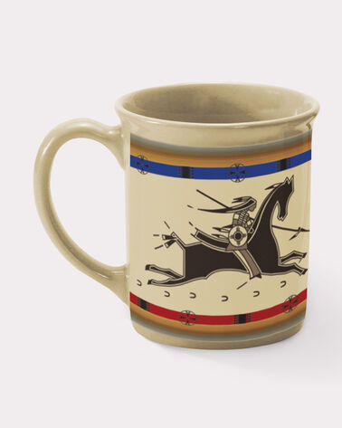 LEGENDARY COFFEE MUG, LAKOTA WAY OF LIFE, large