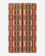CHIEF JOSEPH SPA TOWEL IN KHAKI