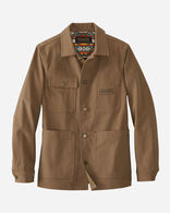 MEN'S MILLS CANVAS CHORE JACKET